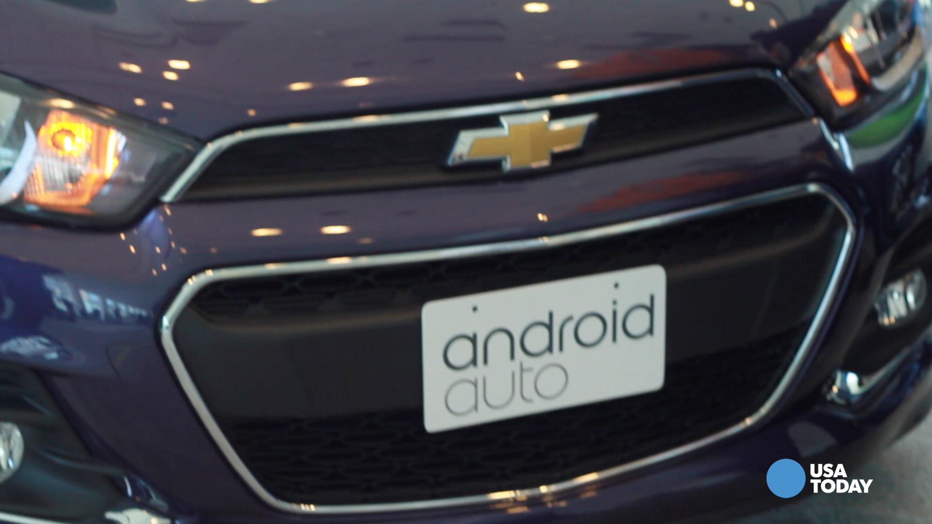 Google connects cars with Android Auto