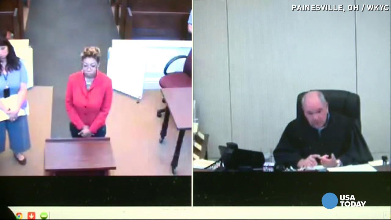 Judge: Serve time, walk 30 miles or be pepper sprayed