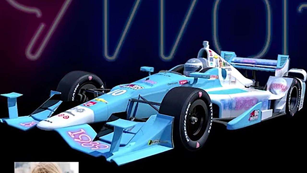 Taylor Swift Indycar