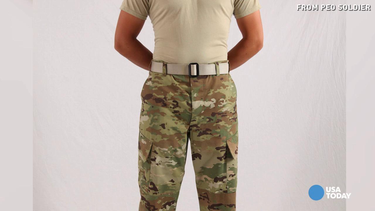Army soldier in uniform