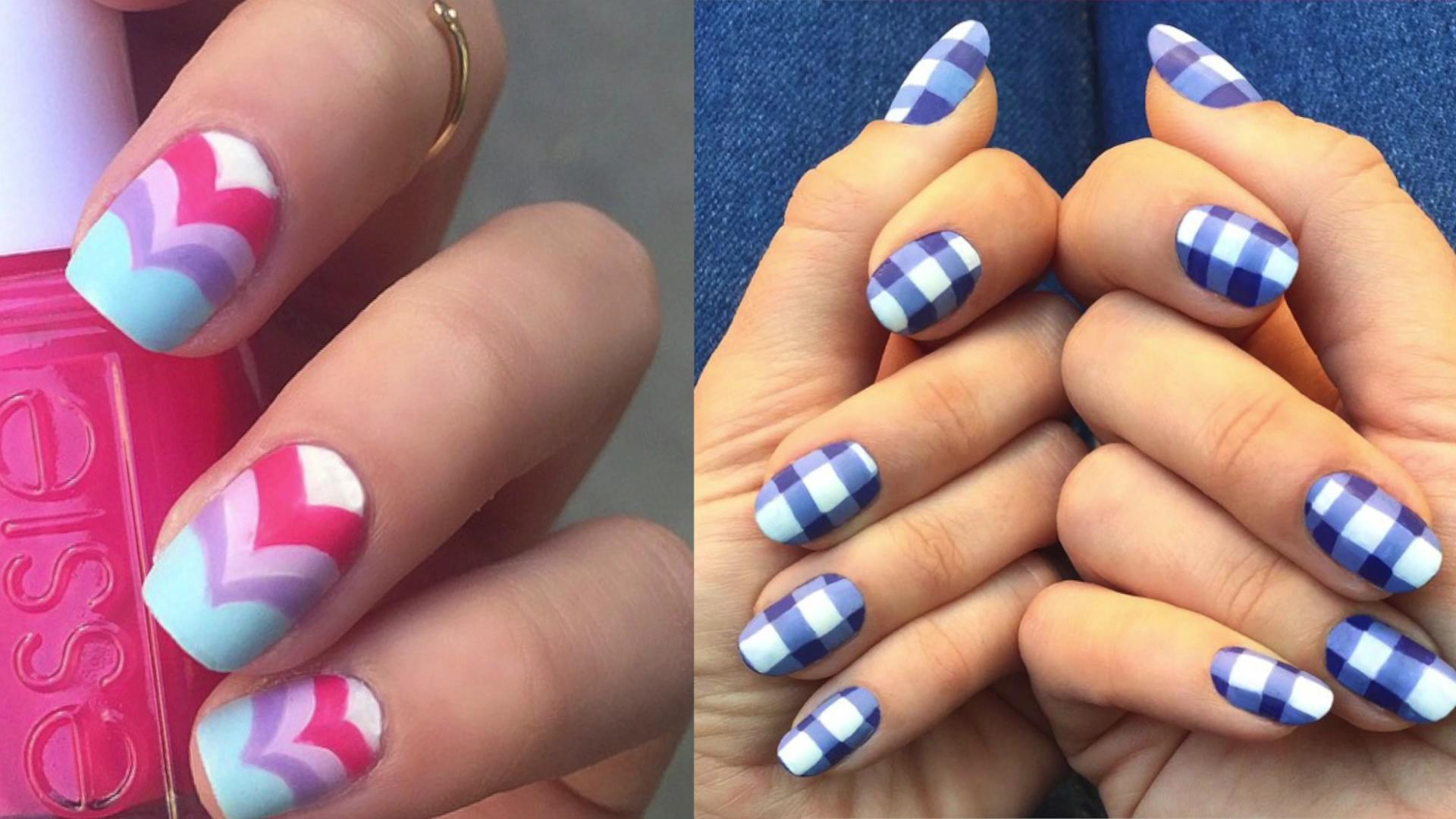 Hottest summer nail trends inspired by Instagram