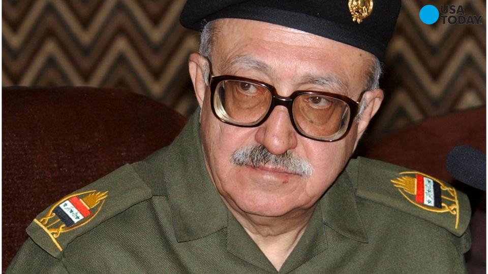 Top Aide to Saddam Hussein Dies in Hospital
