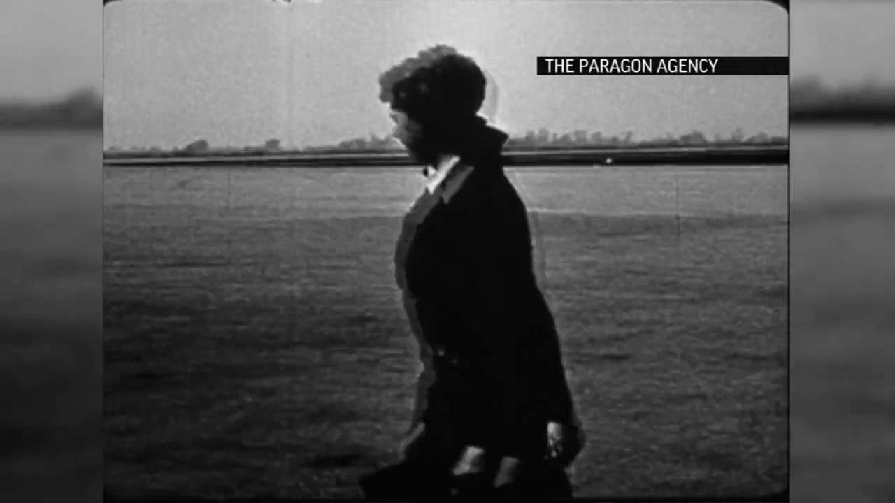 Film shows Amelia Earhart before last flight
