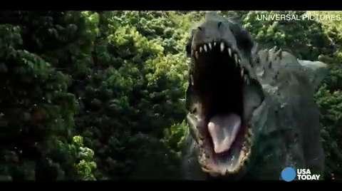 'Jurassic World' premiere: What is an Indominus Rex?