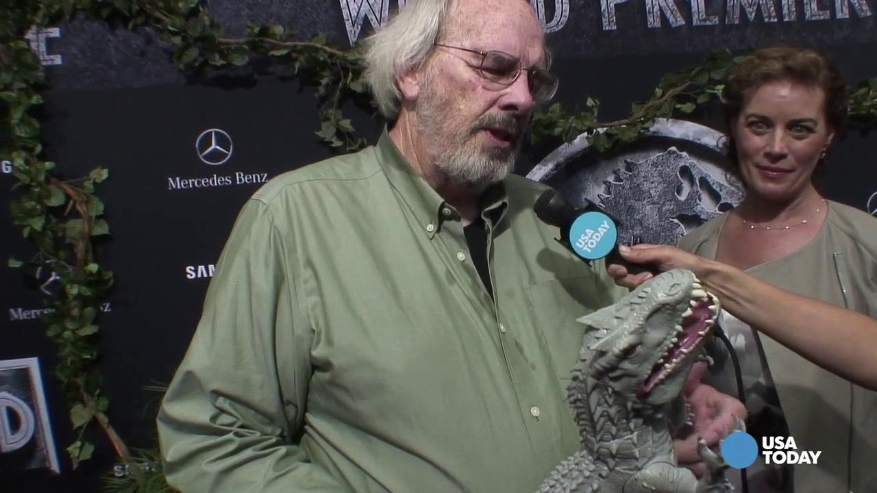 'Jurassic World' scientific adviser talks about movie's dinosaur fact and fiction