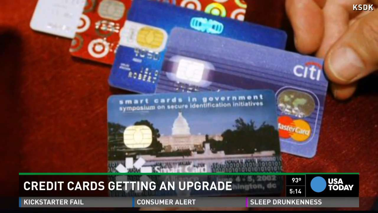 Why your new credit card is safer than before