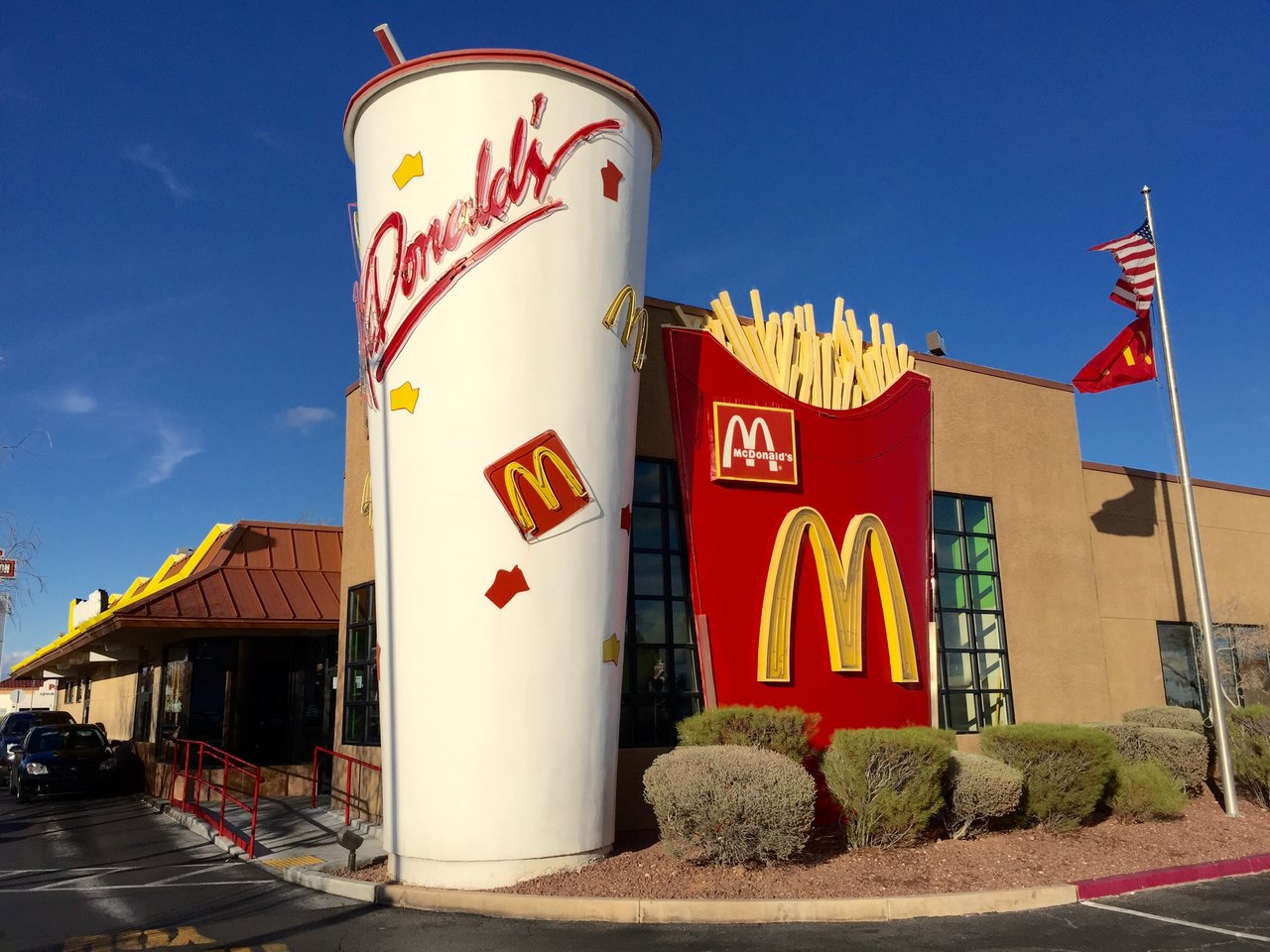 wow mcdonald s to shrink in u s