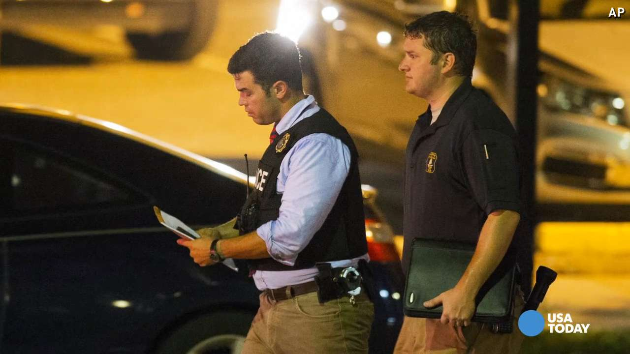 9 dead in Charleston after church massacre