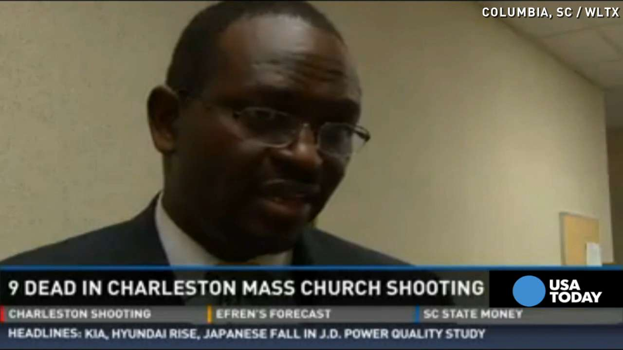 Pastor killed in church massacre was a 'leader'
