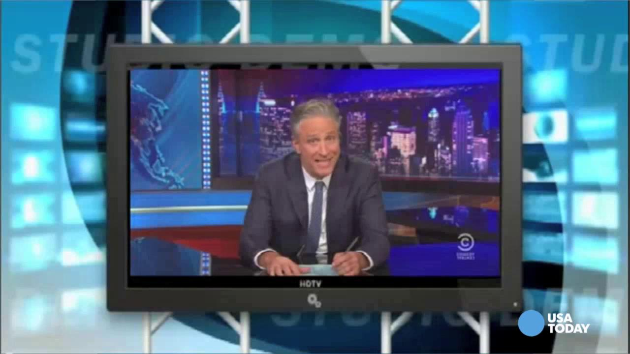 Jon Stewart skips jokes, gets serious about Charleston