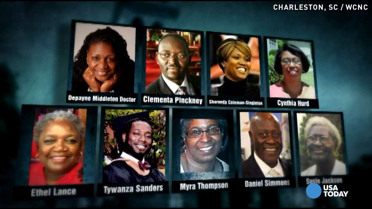 Charleston shooting victims were loved, respected