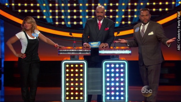Celebrity Family Feud - The Office vs. Camden County ...