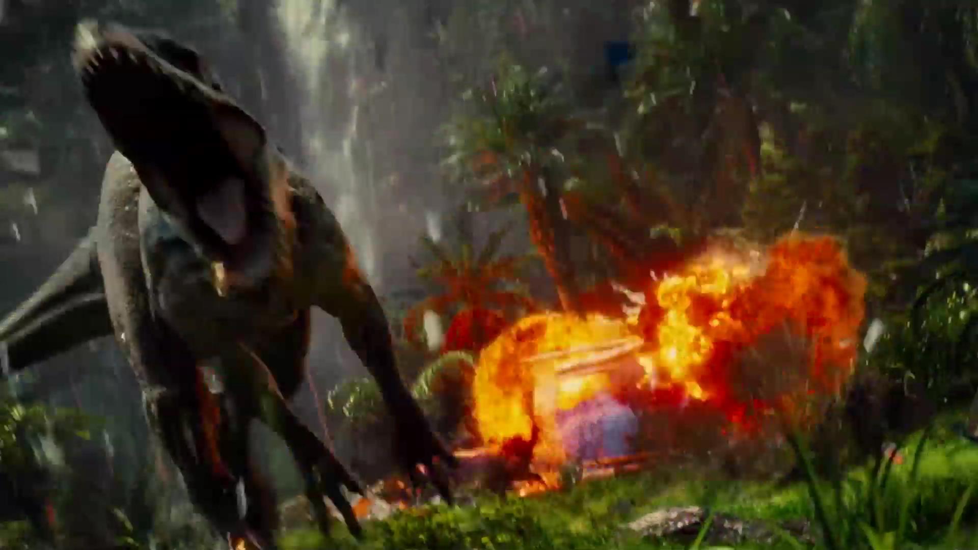 Meet the dino that inspired 'Jurassic World's' Indominus Rex