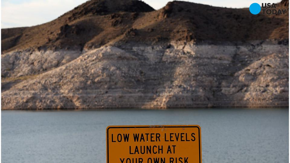 Lake Mead sinks to record low, Risking 2016 Water Shortage