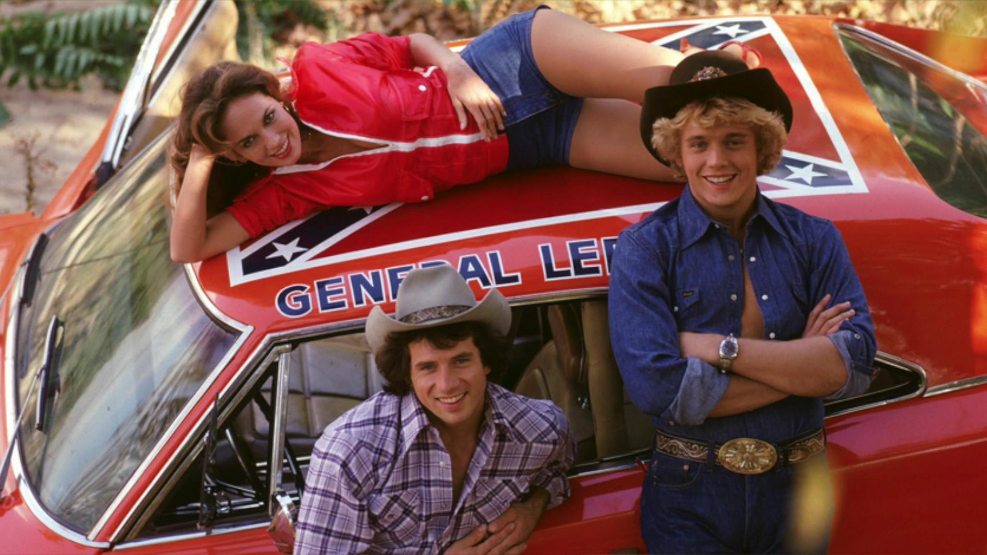 Dukes Of Hazzard Car With Confederate Flag To Stay Put At Car Museum