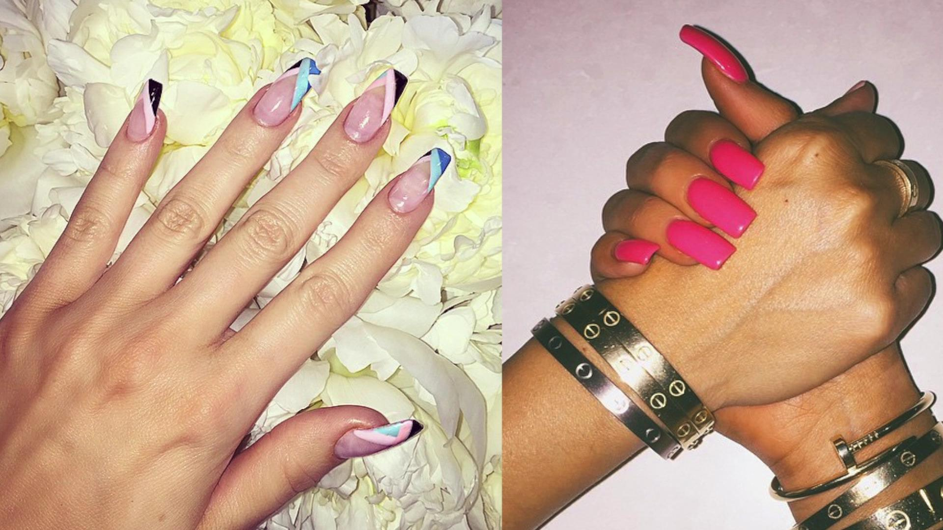Celebrity nail trends to follow