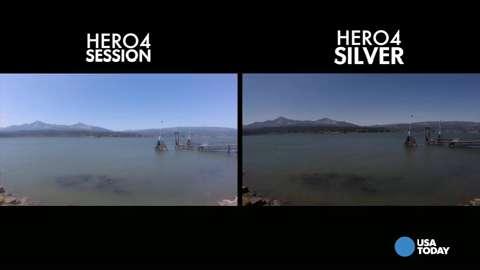 CLOSE Jefferson Graham Reviews GoPros Latest The Hero 4