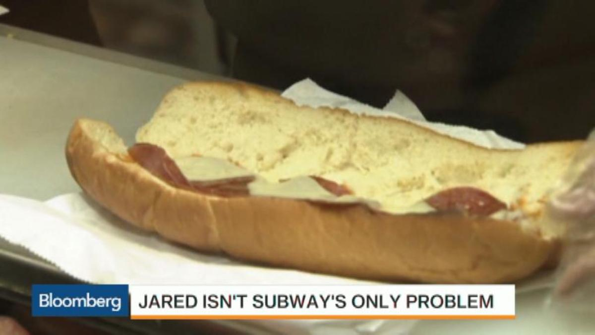 Inside Subway's decision to cut ties with Jared Fogle