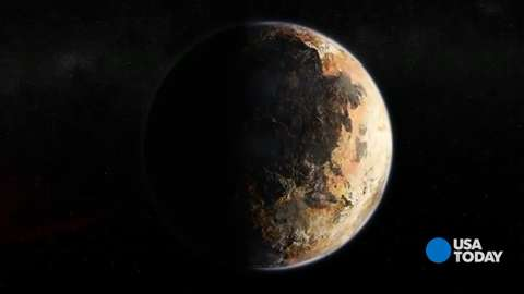 NASA   Four Questions About New Horizons