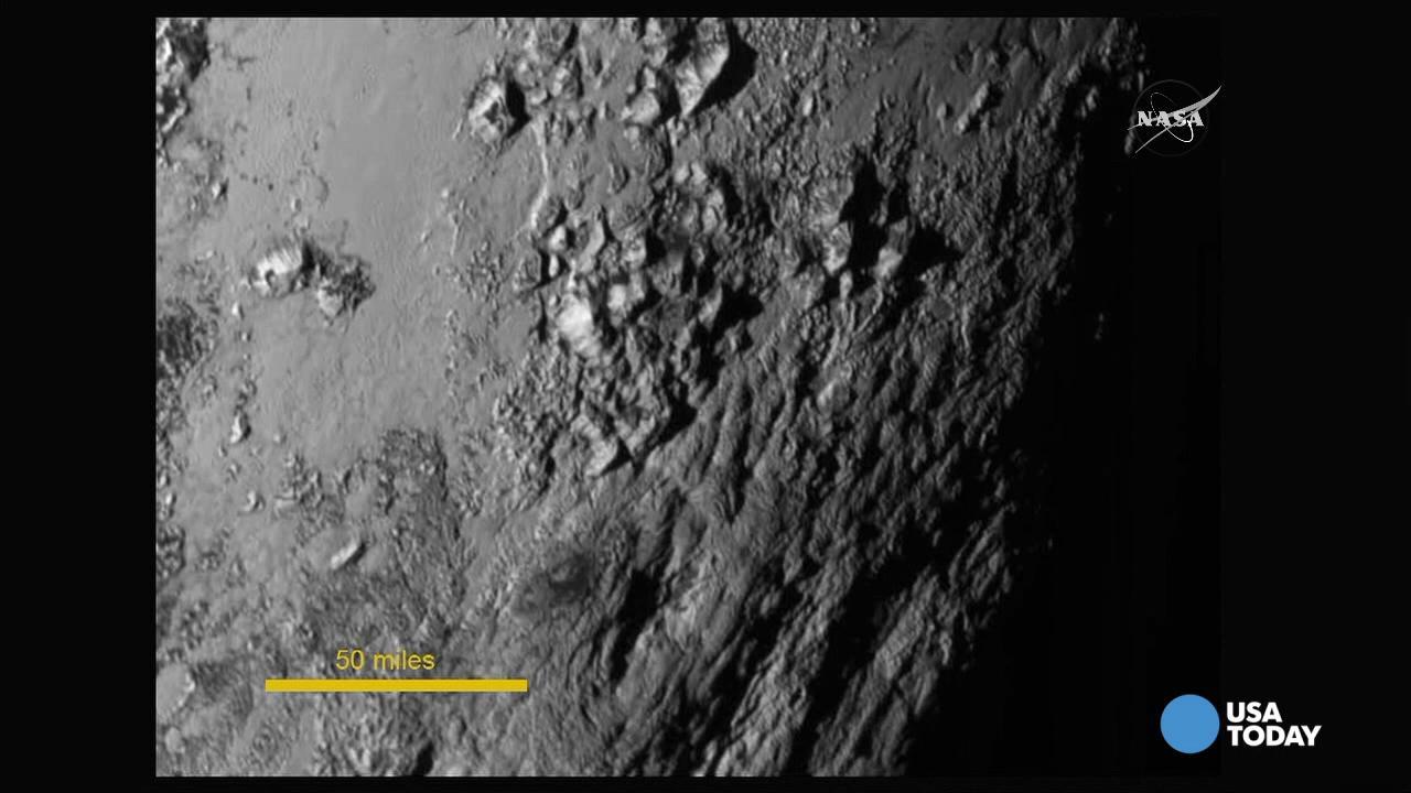 NASA reveals new detailed image of Pluto