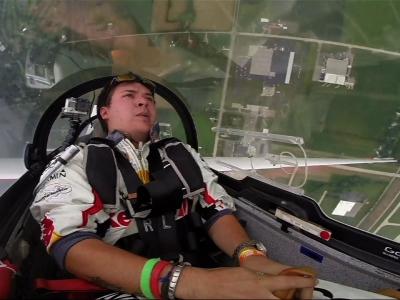Dazzling Ride with World Champion Glider Pilot