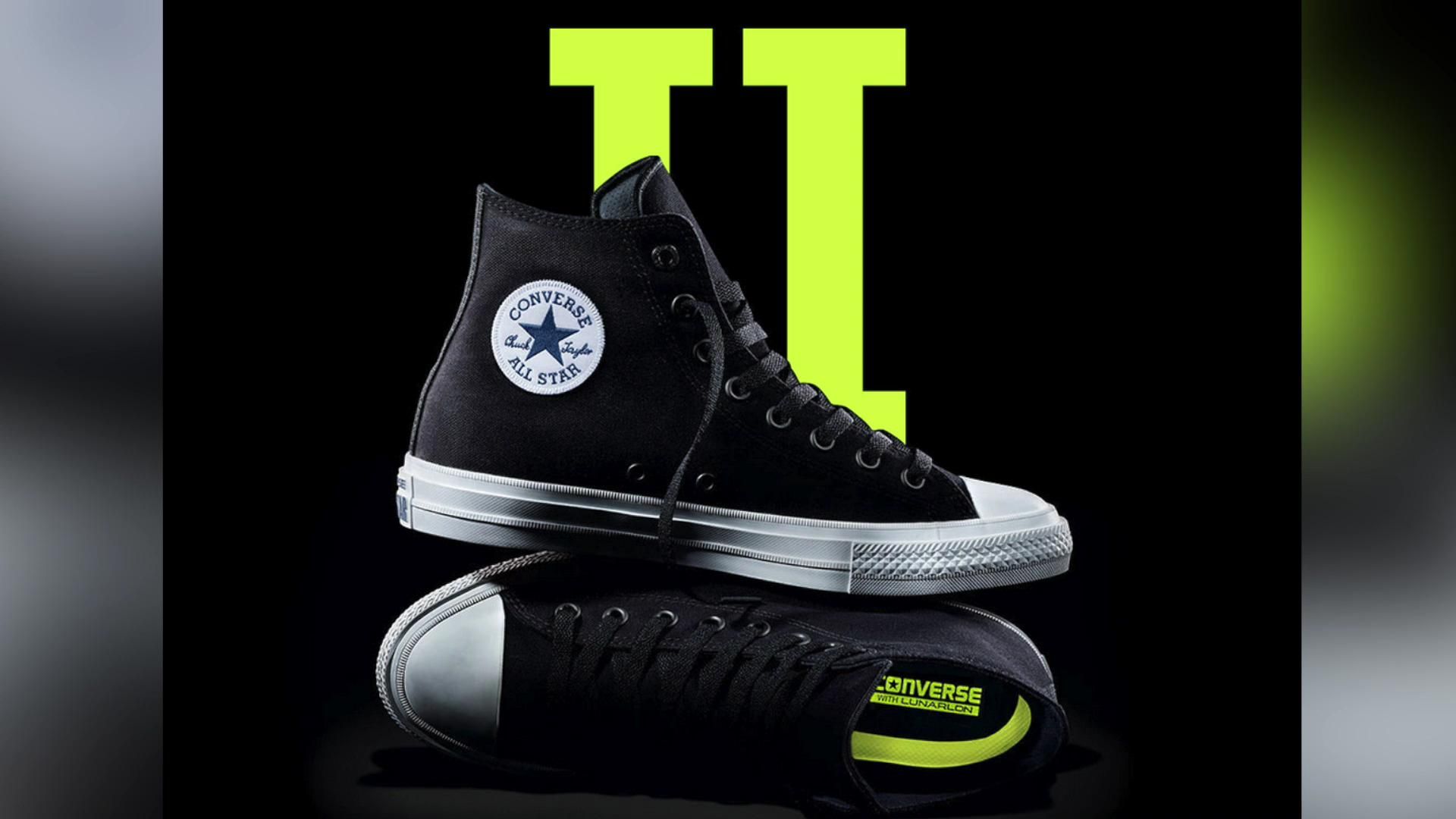 ce1288dfb356 Converse unveils the first Chuck Taylor redesign in 98 years