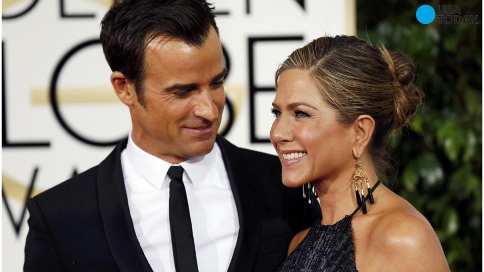 Jennifer Aniston Wedding.Reports Jennifer Aniston Is Married