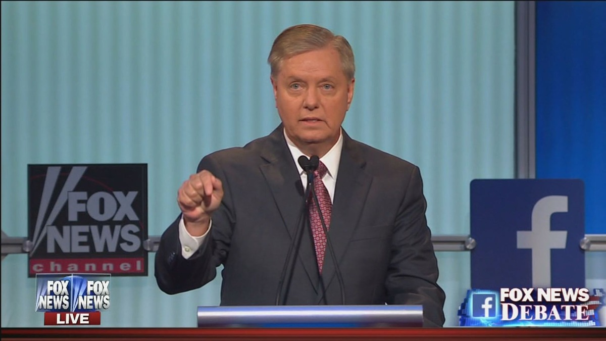 Graham: We need a president who understands threats