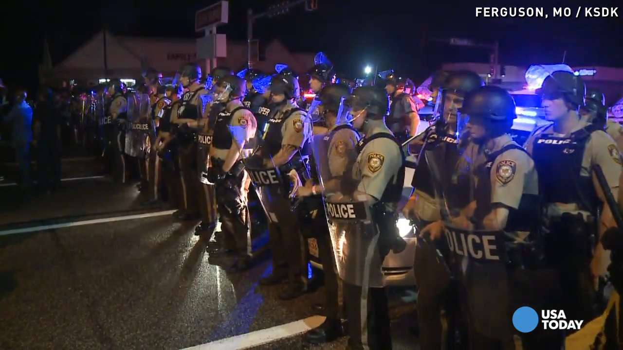 State of emergency declared in Ferguson after unrest