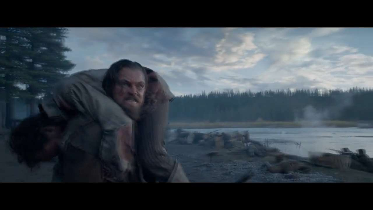 Trailer: 'The Revenant'