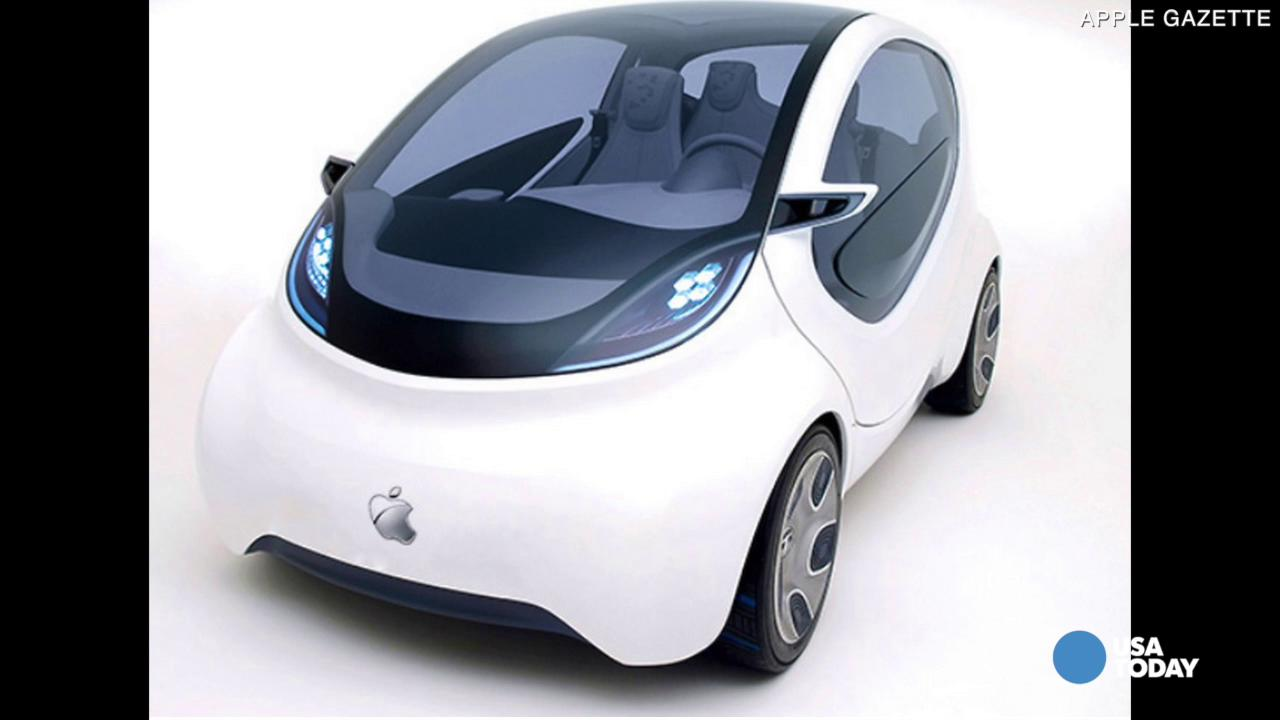 Report Apple S Electric Car Arriving In