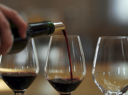 Raise your glass! It's National Drink Wine Day!