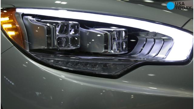 Headlight Study Only 1 Out Of 31 Models Rated Good By Iihs