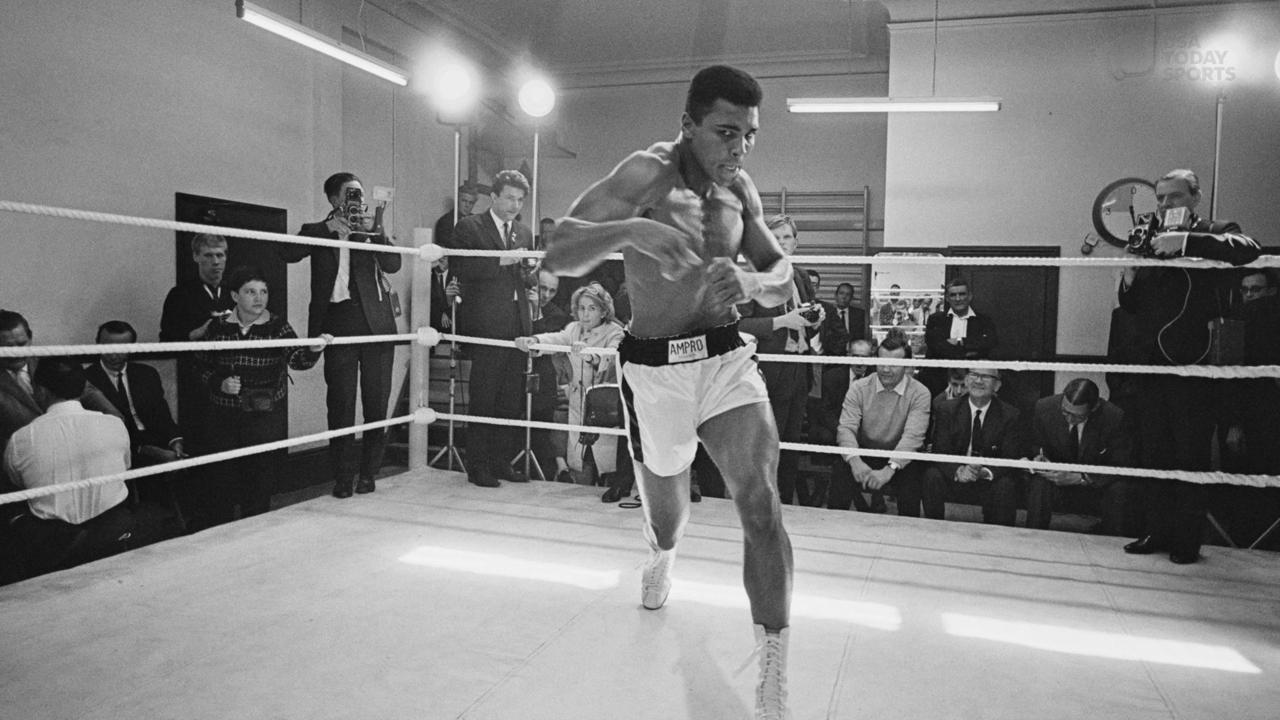 The life and times of Muhammad Ali, 'The Greatest'