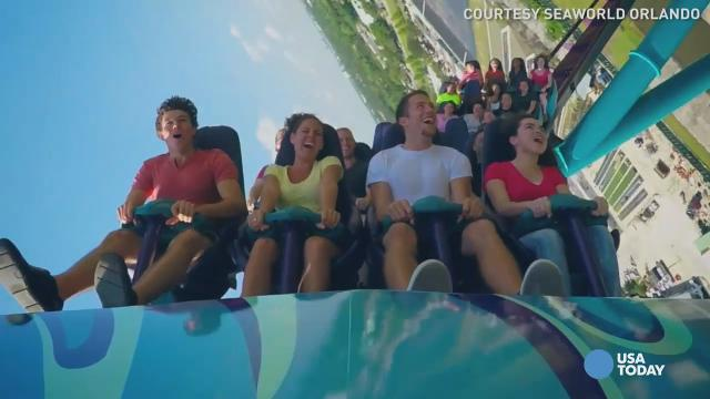 Image result for mako roller coaster orlando