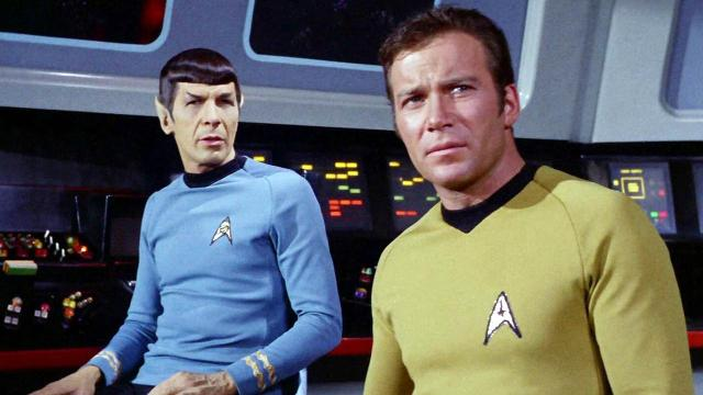 5 things you didn't know about 'Star Trek'