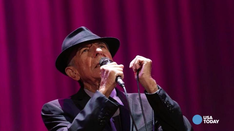 Lyric hallelujah square lyrics : Why it took 15 years for Leonard Cohen's 'Hallelujah' to get famous