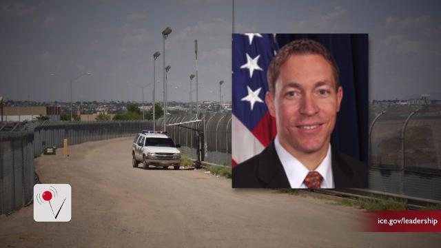 Trump replaces acting Director of Immigration Enforcement