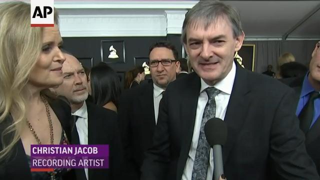 Grammy stars salute Al Jarreau