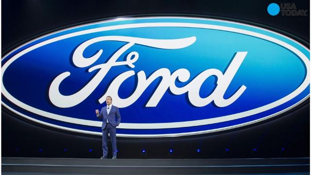 Ford Bets B On Self Driving Car Startup