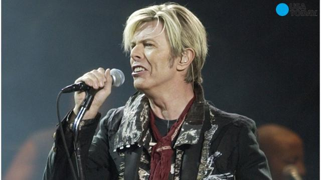 David Bowie posthumously sweeps Grammys with 5 wins