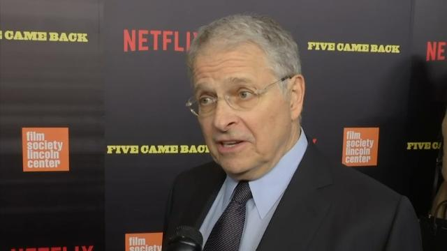 """Star Wars"" scriptwriter Lawrence Kasdan talks about working on the Han Solo standalone story and passing the torch to his son, fellow writer Jon Kasdan. (March 28)"