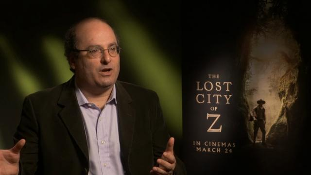 "The author whose book inspired new movie ""The Lost City of Z"" explains how his love of Sherlock Holmes led him to follow in the Amazonian footsteps of Edwardian explorer Percy Fawcett. (March 23)"
