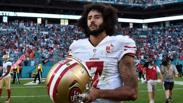 While President Trump seems to be taking credit for Kaepernick's unemployment, the free agent QB has been donating to charities across the country.