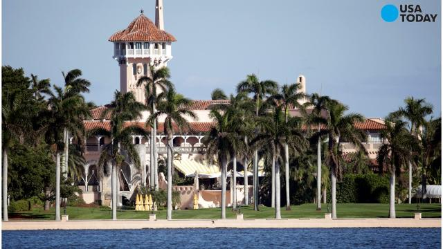 Check out the president's Florida resort that he has visited on multiple weekends during his presidency.