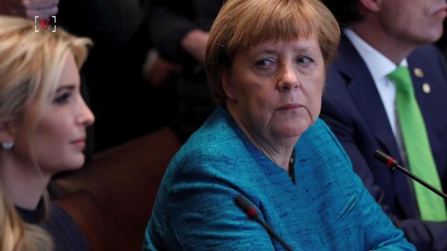 Ivanka Trump will attend women's economic summit in Berlin