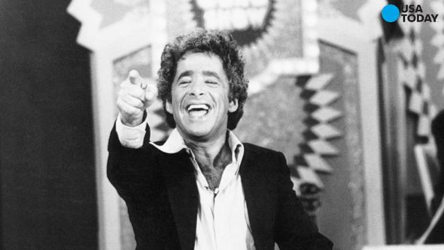 "Chuck Barris, host and creator of ""The Gong Show"" died"