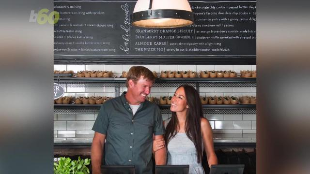 After four years of Fixer Upper madness fans are now - getting even more? Angeli Kakade (@angelikakade) has the scoop.