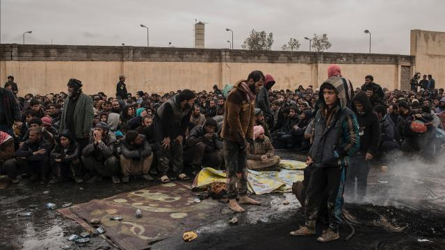 U.S. investigates Mosul strike after more than 100 civilians reported dead