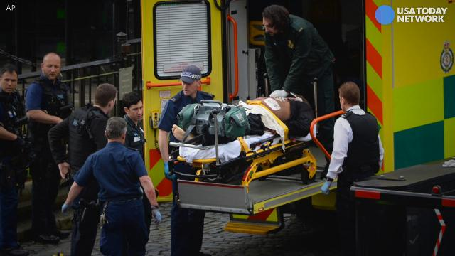 In this March 22, 2017 photo, London attacker Khalid